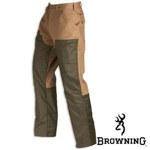Browning Upland Pants, Field Tan, 36 x 30